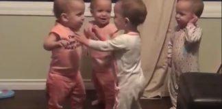 četiri sestre blizanke