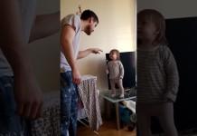 beba svađa otac