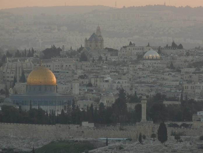 drevni biblijski Jeruzalem