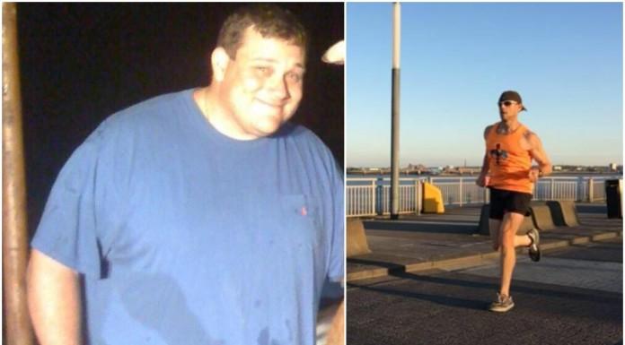 izgubio 104 kg
