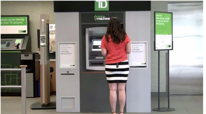 novac bankomat