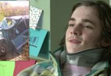 prometna nesreća paraliza