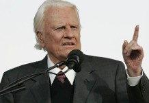 Tko je bio Billy Graham