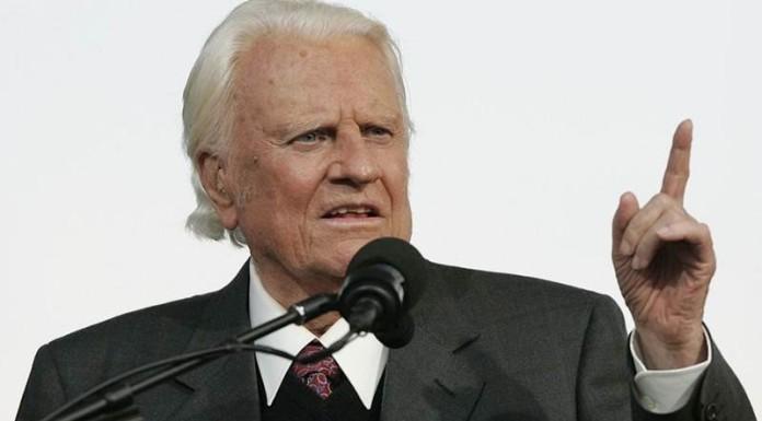 Tko je bio Billy Graham