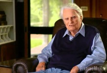 umro Billy Graham
