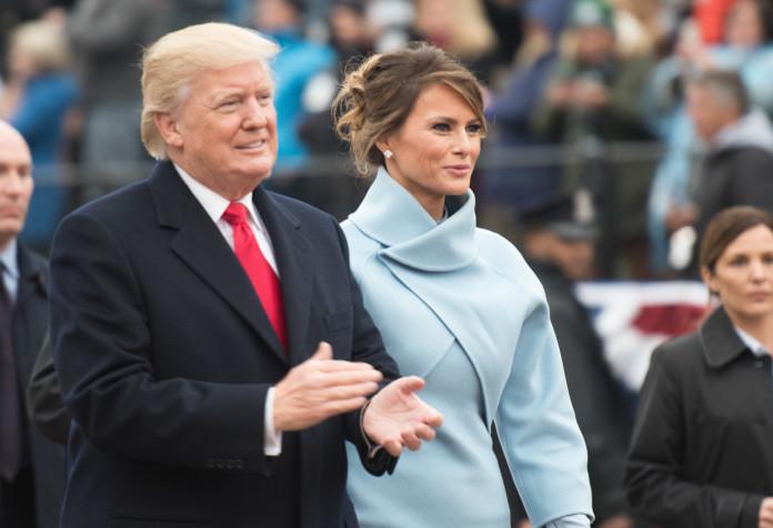 Melania Trump Bijela kuća