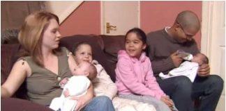 Svi su ostali u čudu kada su ugledali njezine blizance