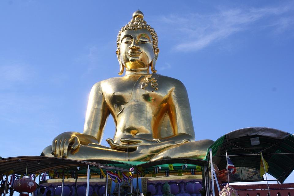 Budizam je religija bez boga