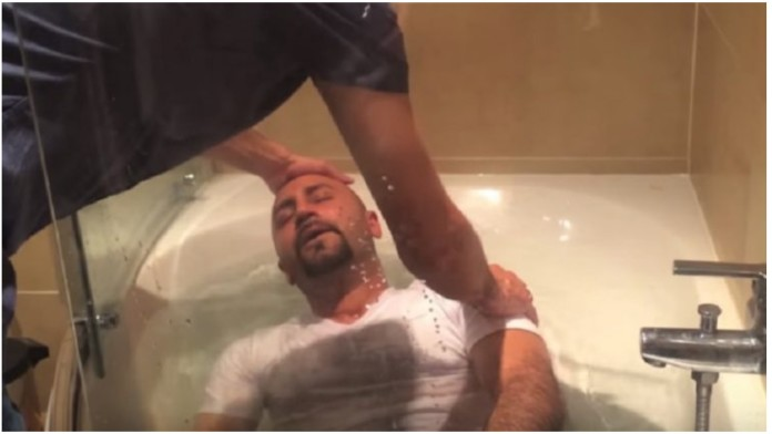 iranski musliman upoznao Isusa