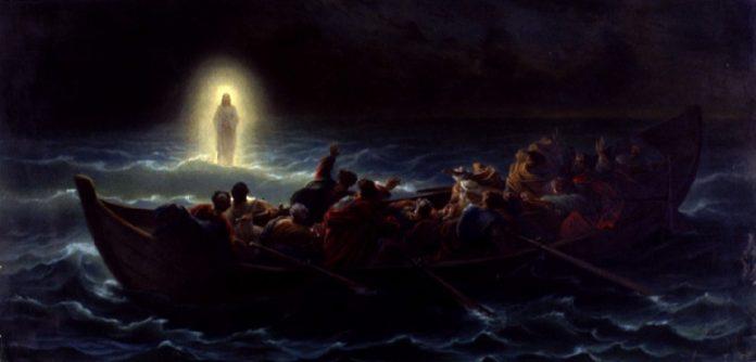 Bog određuje oluje