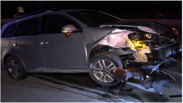 Bog poslao anđela u pomoć mužu prometna nesreća