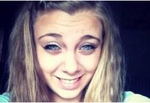 Djevojka vlastitim rukama iskopala oči