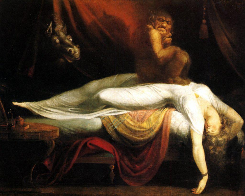 Demon paralize sna