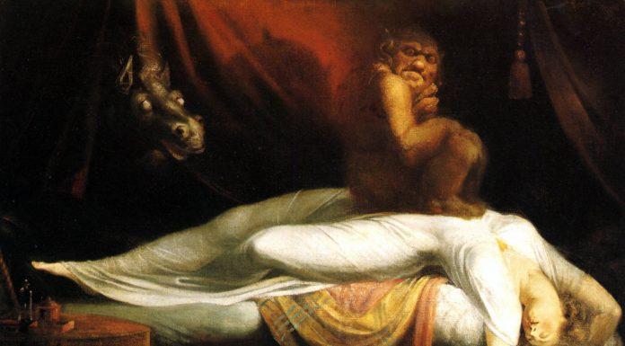 Je li paraliza sna znak duhovnog napada?