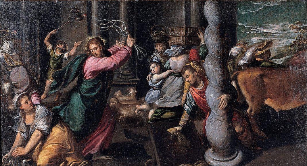 Zašto je Isus otjerao ljude iz hrama