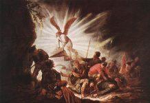 Zašto je anđeo otkotrljao kamen s Isuova groba?