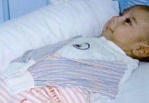 Liječnici ostavili bebu umotanu deku