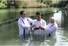 mario lopez se krstio