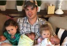 otac sam s petero djece