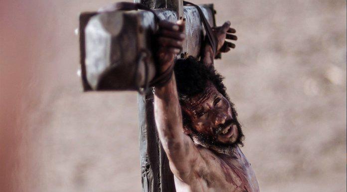 razbojnik na križu
