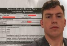 Student izbačen s kršćanskog fakulteta