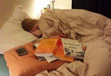 uspavana djevojka