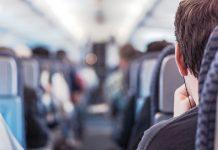 vjernik putovao u avionu