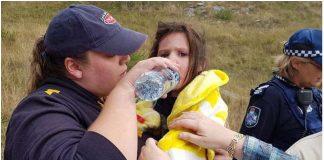 Djevojčicu izgubljenu u divljini čuvao ostarjeli pas