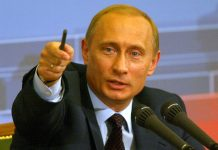 Putin napad na Siriju