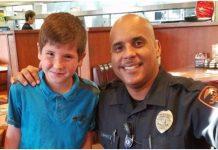 dječak policajac račun