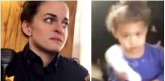 policajka djevojčica 911