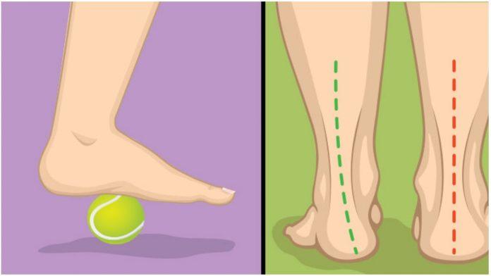 vježbe koljeno stopalo kuk