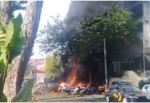 Bombaši samoubojice napali tri crkve ubivši najmanje devetero kršćana