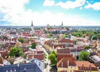 Estonija javni prijevoz