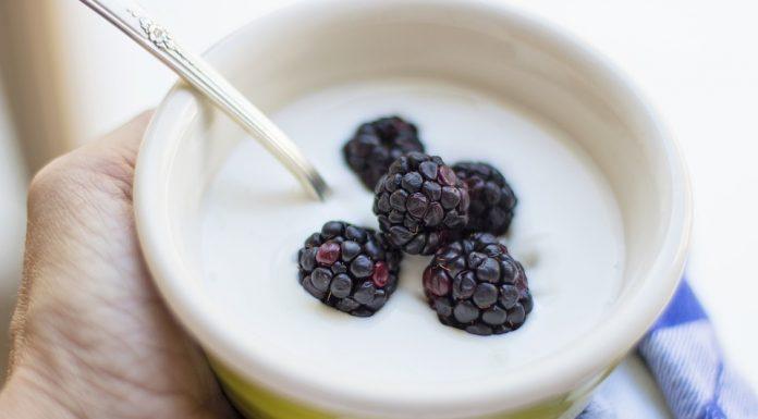 dijeta s jogurtom