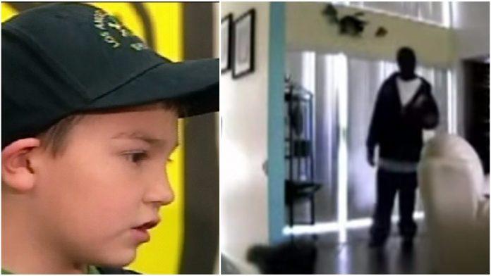 dječak spasio obitelj od provalnika