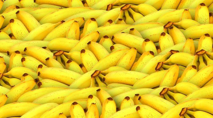 izgled boje banane