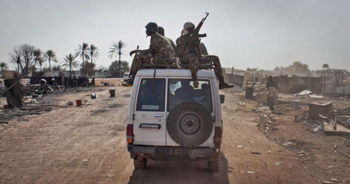 sudan deset ubijenih