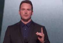 Chris Pratt MTV govorio o Bogu