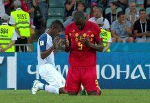 Dvojica igrača protivničkih ekipa nakon utakmice pred cijelim svijetom posvjedočili vjeru u Krista