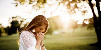 molitva kada se osjećate tjeskobno