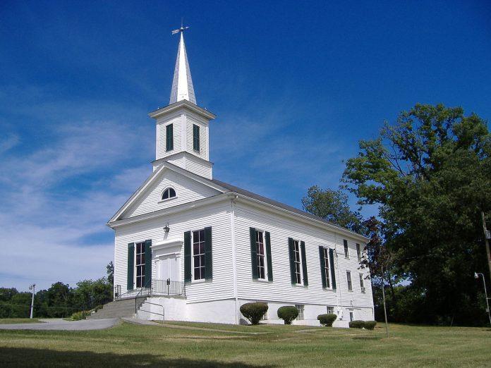 prezbiterijanska crkva u Irskoj