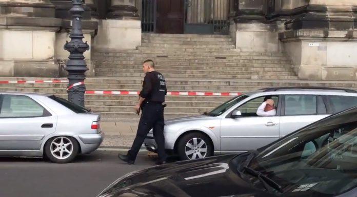 pucnjava u berlinskoj katedrali