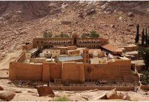sinajski samostan skriveni tekstovi