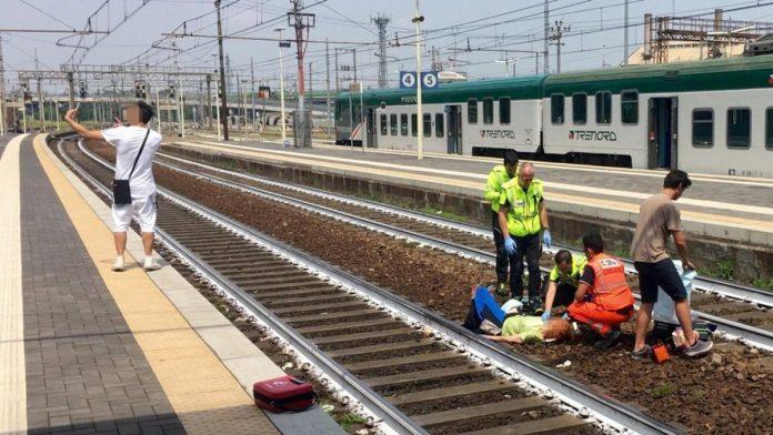 talijan selfie ženu udario vlak