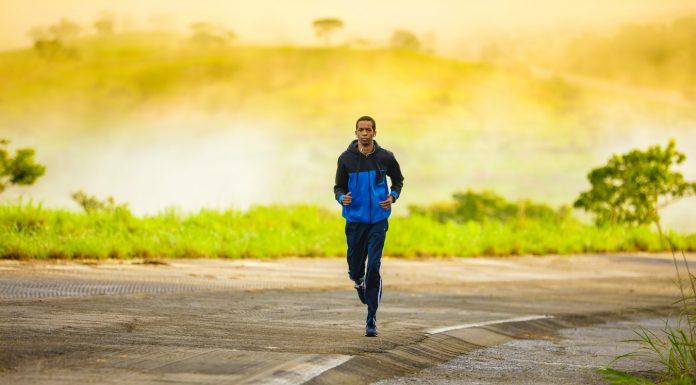 trčanje tijelo mozak