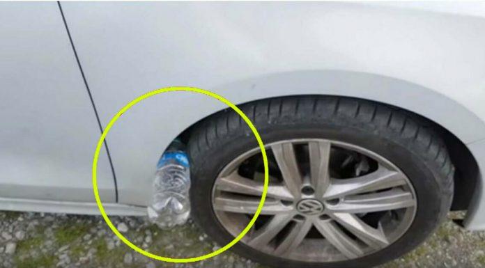 trik lopova plastična boca