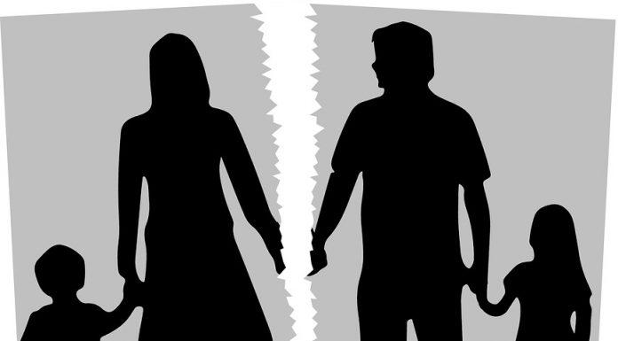što djeca podnose prilikom razvoda