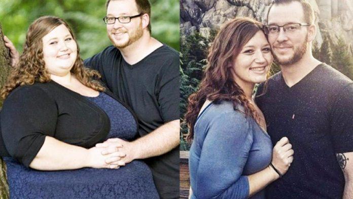 Bračni par smršavio 180 kilograma