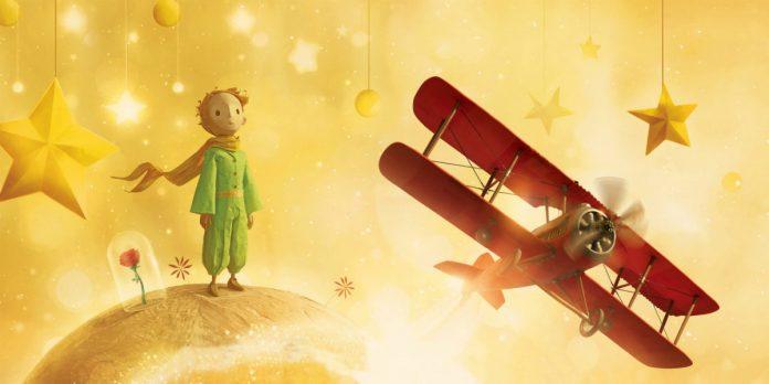 Pisac Malog princa avion molitva
